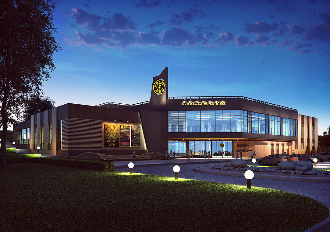Gold's Gym Habarovsk